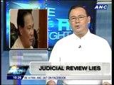 Teditorial: Judicial review lies