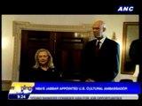 Abdul-Jabbar named US cultural ambassador