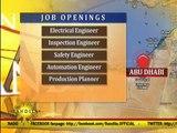 Abu Dhabi offers 1,300 jobs