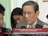 Arroyo files response to plunder rap