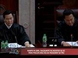 Arroyos ask SC to rein in DOJ