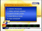 Sendong' is top newsmaker of 2011: poll