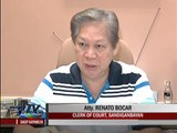 Arroyo's graft cases to be raffled off next week
