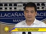 Garci sending 'feelers' to Malacañang?