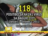 Baguio weather triggers rise in AH1N1 cases