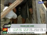 Worker glad for infra project