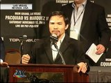 Marquez considers retirement after Pacquiao bout