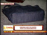 Suspected robber gunned down in Manila