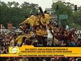 Black Nazarene devotees display faith