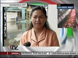Floods submerge parts of Metro Manila