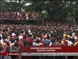 Devotees strive to reach Nazarene