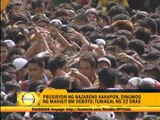 Priest calls for change in Nazarene procession