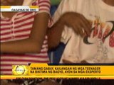 Sendong' teen victims need guidance, experts say