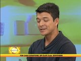 Jericho Rosales talks on finding purpose, staying grounded