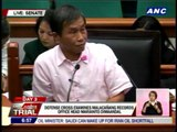Palace records official testifies in CJ trial