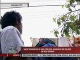 Sagip Kapamilya distributes relief goods in Davao