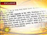 EXCL: Affidavits of new witnesses in Vizconde case surface