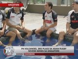 PH Volcanoes enter Rugby World Cup in Russia