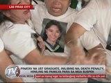 Slain UST graduate laid to rest