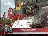 Labor groups slam Aquino over wage hike