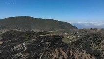 VÍDEO: Las heridas de Gran Canaria después de cinco días de incendios