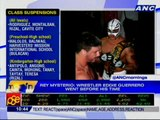 WWE superstar Rey Mysterio visits PH, meets with Filipino fans