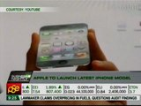 Apple to launch latest iPhone model