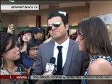 Jericho impresses Hollywood leading actress