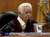"Senatorial aspirant ""flirts"" with COMELEC Chairman Brillantes"