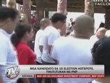 Never again, PNP, Comelec say of Maguindanao massacre