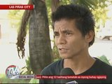 Couple who chained boy faces raps