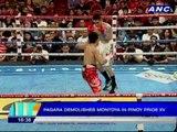 Pagara demolishes Montoya in Pinoy Pride XV
