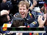 Vettel hungry to win more world titles