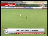 Azkals topple Myanmar, make Suzuki Cup semis
