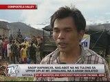 Sagip Kapamilya reaches typhoon-isolated towns