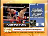 Punto por Punto: Donaire - Ang Bagong Pacquiao?