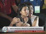 Fans shocked after Pacquiao-Marquez match