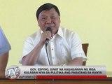 Gov Espino denies hand in jueteng in Pangasinan