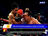 Fans vote Pacquiao-Marquez IV 'event of the year'