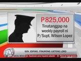 Pangasinan gov faces plunder raps over jueteng