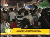 Holiday shoppers flock to Divisoria