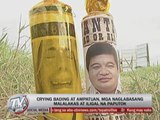 EXCL: 'Crying bading', 'Ampatuan' firecrackers sold illegally