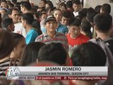 Bus terminals packed for Christmas exodus