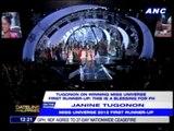 Janine speaks up on Miss Universe loss
