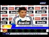 Ronaldo- It doesn't matter if I don't win Ballon d'Or