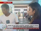 Cavite gunman's wife apologizes to victims' kin