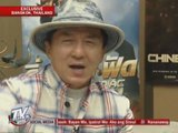 EXCL: Jackie Chan open to doing Pinoy film