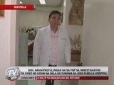 DOH helps in Fabella hospital stray bullet case