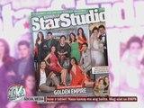 Kapamilya stars go sexy in Metro mag