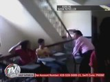 Personality dev't teacher caught on video hitting student